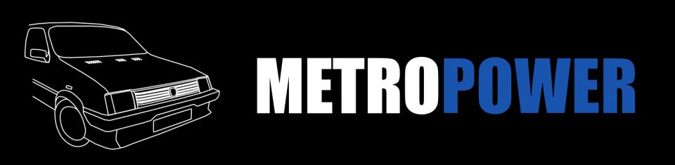 Metropower Sticker Mk1 Metro Edition