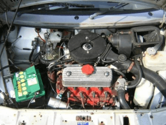 mg metro 1300 engine