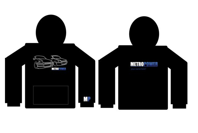 MetroPower Hoodie Combo edition