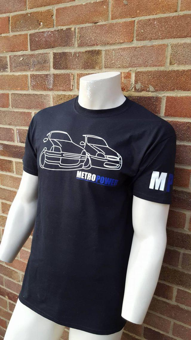 Metropower T-Shirt Combo Edition