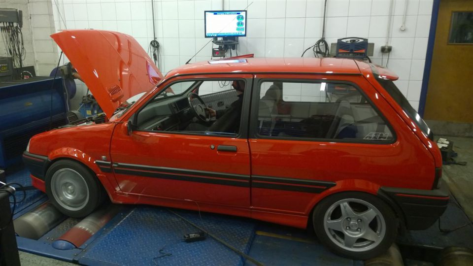 Sean Waite's Turbo Metro