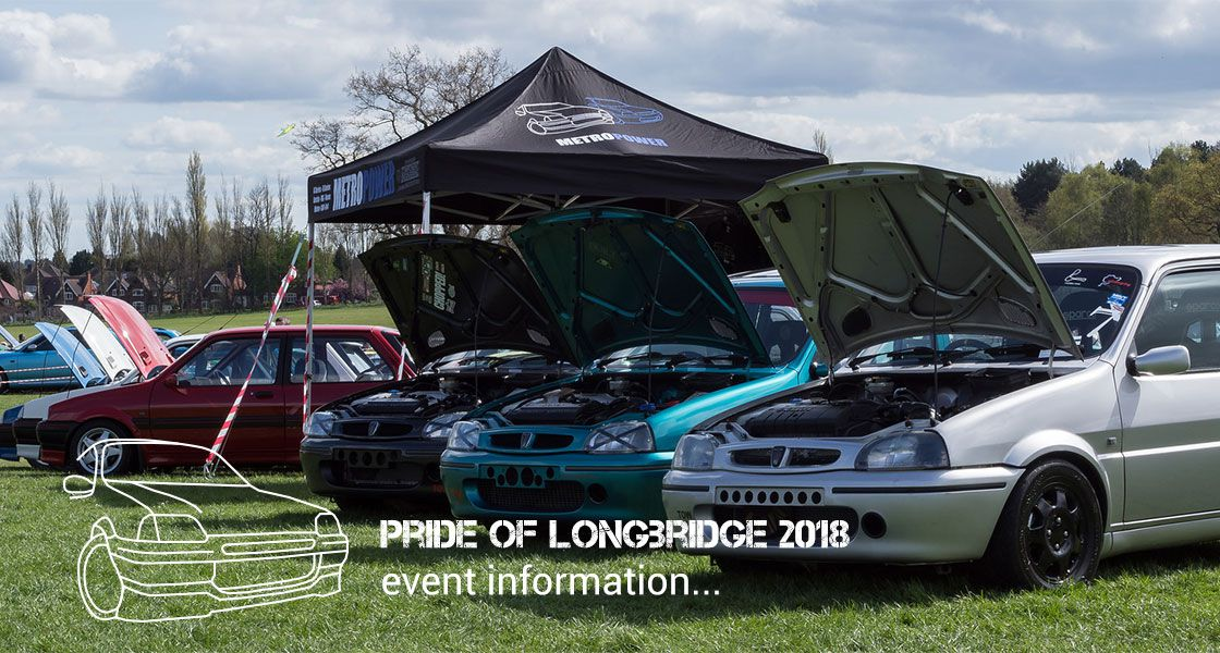 Pride of Longbridge 2018
