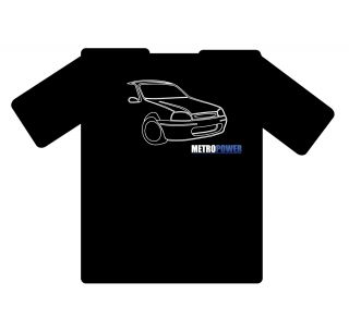 Metropower Shirt Rover 100 edition