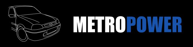 Metropower Sticker R100 Edition