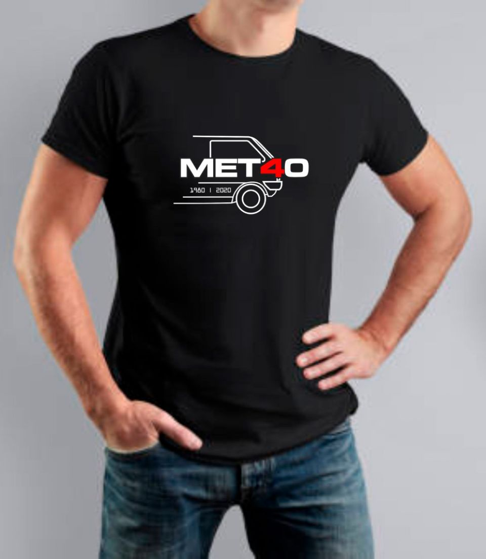 MET40 Limited Edition Shirt