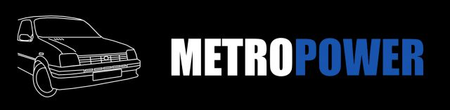 Metropower Sticker Mk2 Metro Edition