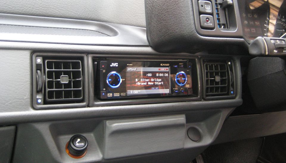 Head unit upgrade