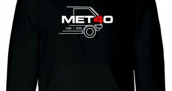 MET40 Limited Edition Hoodie