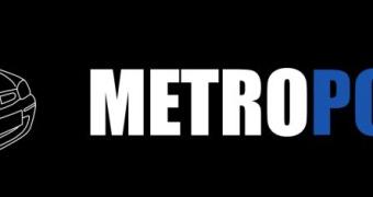 Metropower Sticker R100 Edition