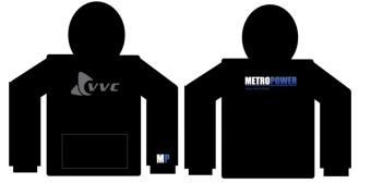MetroPower Hoodie VVC edition