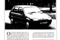 Car Test - Rover Metro 1.1S